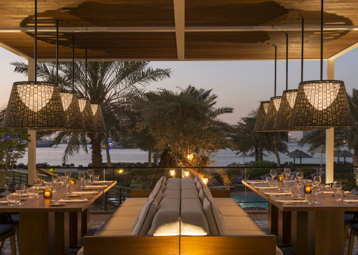 An Authentic Italian Restaurant in Dubai