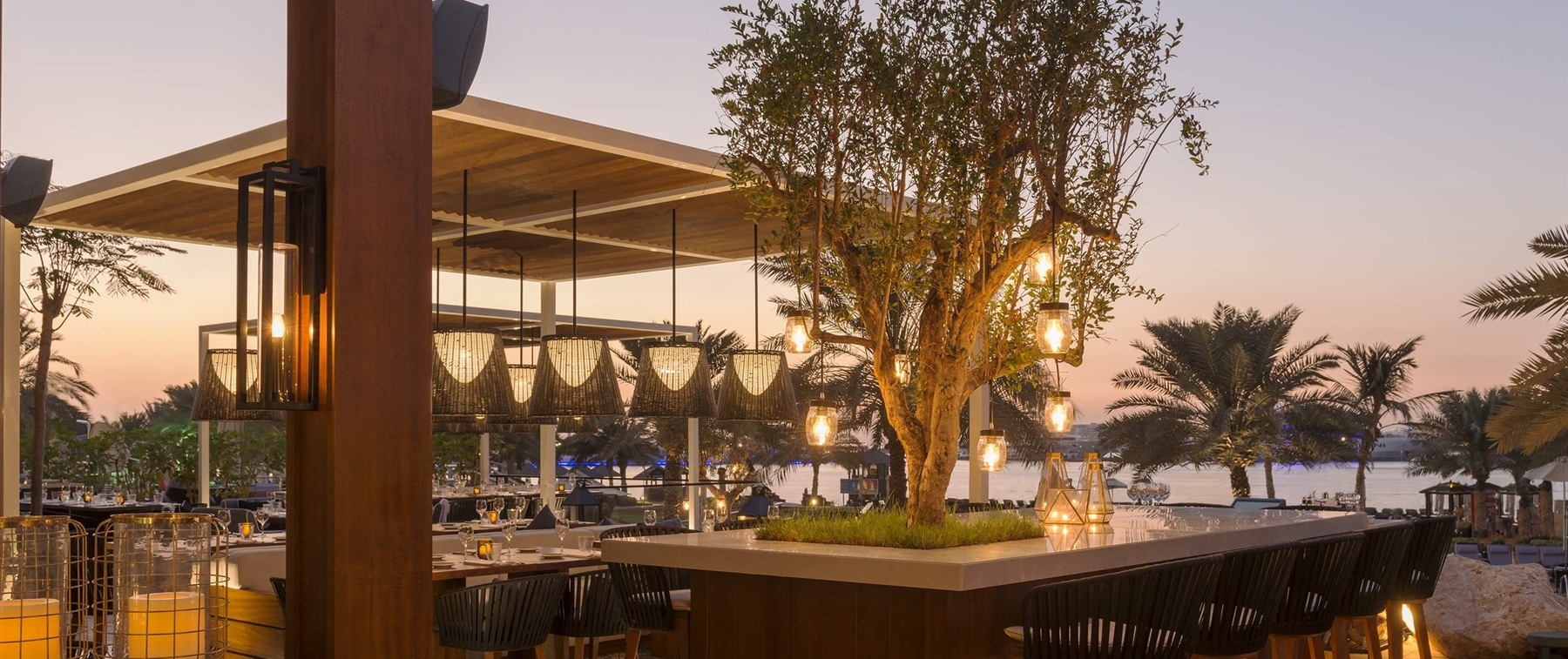 Signature dining experience at Bussola